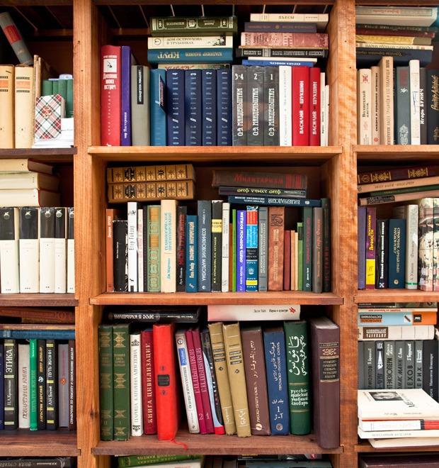 Люди в городе: Москвичи на фестивале Bookmarket — Галереи translation missing: ru.desktop.posts.titles.on The Village