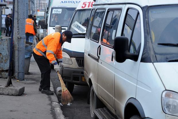 Что происходит с московскими маршрутками?