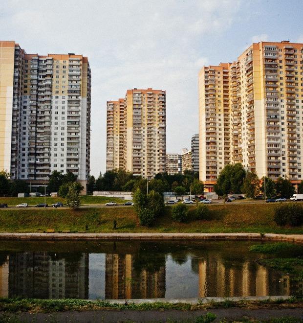 Камера наблюдения: Москва глазами Марка Боярского