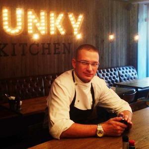 Константин Брук из петербургского «22.13» — День из жизни шеф-повара на The Village