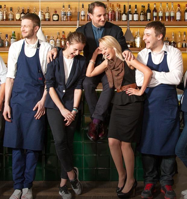 Первые лица: Как подбирают официантов в«Пробке» на Цветном — Рестораны на The Village