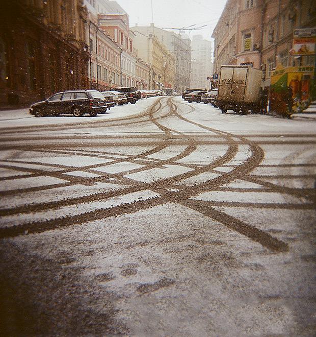 Камера наблюдения: Москва глазами Варвары Лозенко — Галереи на The Village