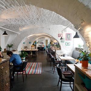 Новое место (Петербург): Кафе-бар Leica — Новое место на The Village