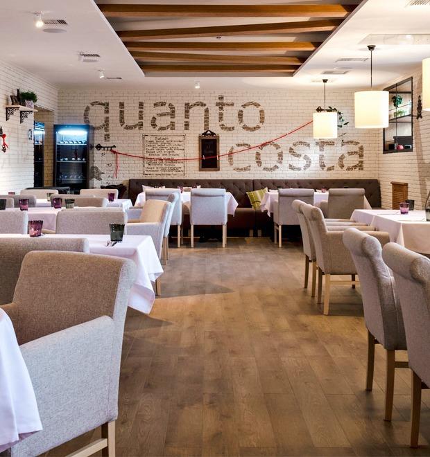 Новое место (Киев): Quanto Costa — Рестораны на The Village