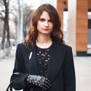 Внешний вид (Москва): Анна Сенина, редактор моды