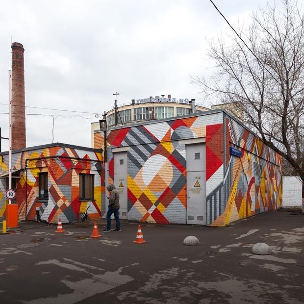 Как «Хлебозавод» превращается в новое городское пространство — Архитектура на The Village