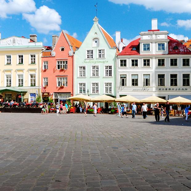Три прогулочных маршрута по Таллину — Гид The Village на The Village