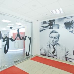 Офис недели (Киев): Ogilvy & Mather Ukraine — Офисы на The Village
