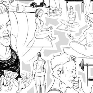 Как всё устроено: Работа фитнес-тренера — Люди в городе на The Village