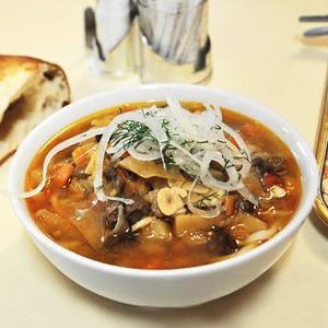 Все свои: Узбекская столовая на СТО — Рестораны на The Village