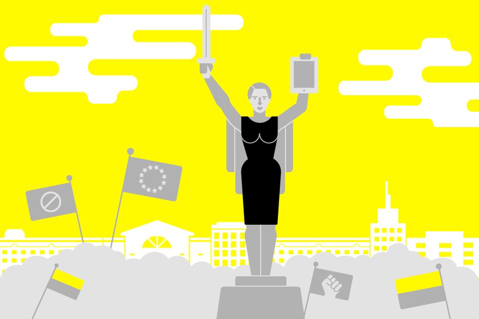 Незалежна українка: Истории 5 успешных предпринимательниц из бунтующей страны — Истории на The Village