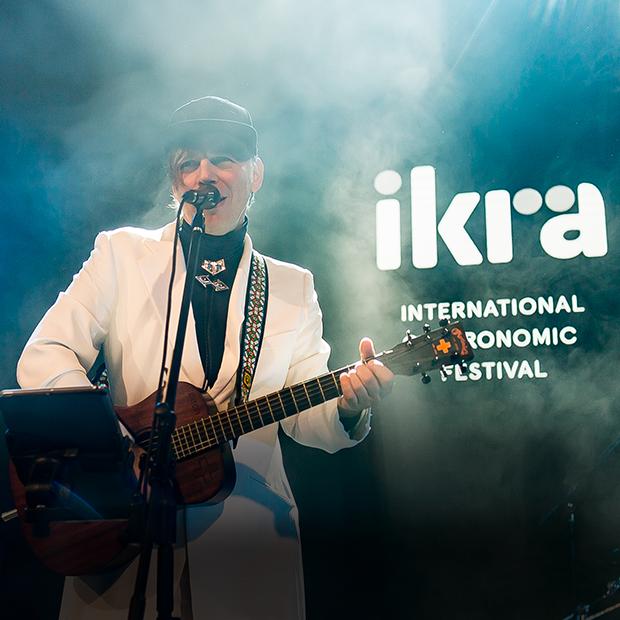 Как в Сочи проходил гастрономический фестиваль Ikra — Фоторепортаж на The Village