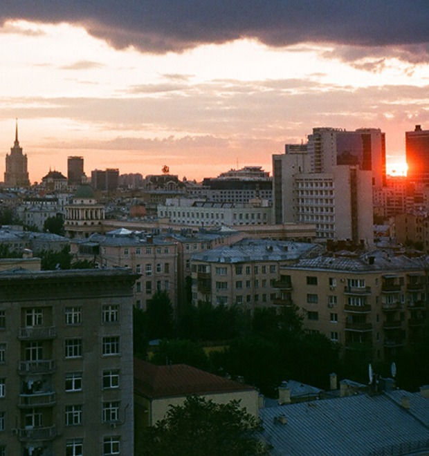 Камера наблюдения: Москва глазами Егора Белкина — Галереи translation missing: ru.desktop.posts.titles.on The Village