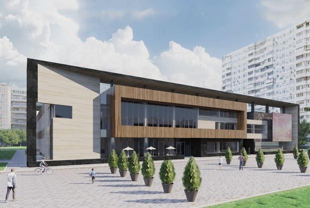 Как будет выглядеть культурный центр в скандинавском стиле в Строгине — Галерея на The Village