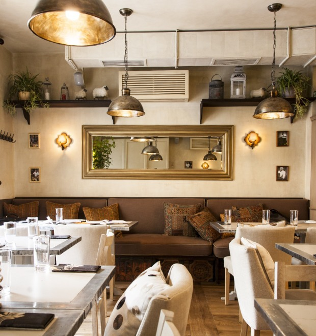 Любимое место: Екатерина Мухина о ресторане Uilliam's — Любимое место на The Village