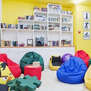 Новое место (Киев): Smart cafe BiblioTech — Новое место на The Village