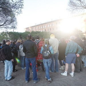 Люди в городе: Чего хотят митингующие на Исаакиевской  — Люди в городе на The Village