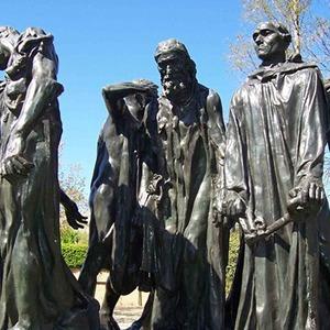 В Петропавловской крепости выставят скульптуры Огюста Родена — События на The Village