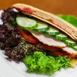 9 мест в центре с сэндвичами, бургерами и бейглами — Еда на The Village