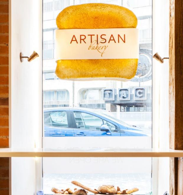 Новое место: Пекарня-кондитерская Artisan — Новое место на The Village