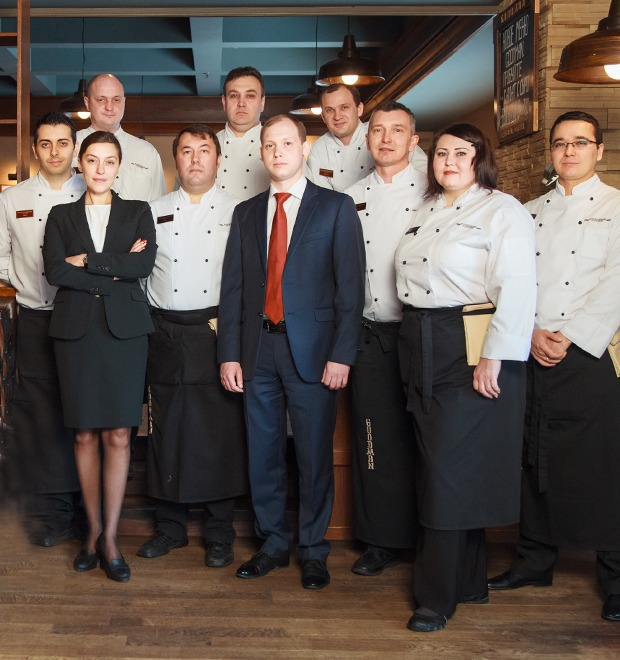Первые лица: Как подбирают официантов в Goodman — Рестораны на The Village