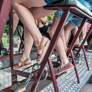 В Киеве появился первый паб на колёсах — Туризм на The Village