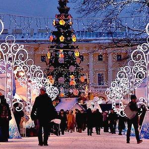 Новогодние ярмарки и маркеты Петербурга — Сервис на The Village