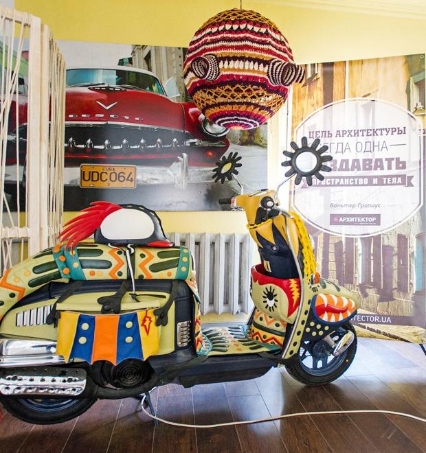 В Киеве открылось креативное пространство «12» — Общественные пространства на The Village