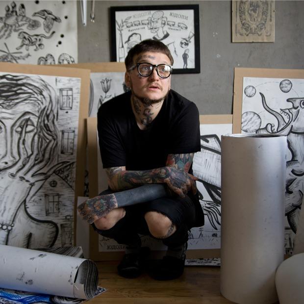 «Государство обрекло в рабы навеки»: Люмпен-авангард в татуировках — Индустрия на The Village