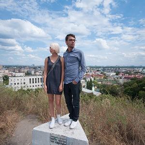 Вторая Poloвинка: Евгений Филатов и Ната Томата — Вторая Poloвинка на The Village