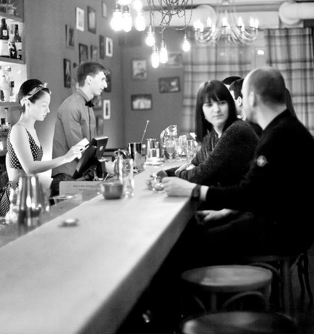 Вы мне мешаете: Секретные бары Москвы — Рестораны на The Village