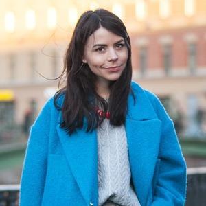 Внешний вид (Петербург): Лера Нена, сотрудник Луук Design Market — Внешний вид на The Village