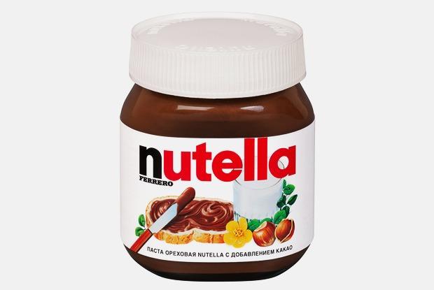 Где дешевле «Нутелла»