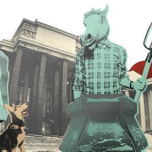 Итоги недели: скорая для животных, «офис-паразит» и сэндвичная Clumba — Город на Look At Me