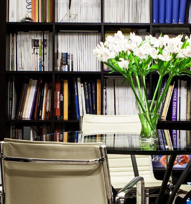 Офис недели (Москва): «Высота» — Интерьер недели translation missing: ru.desktop.posts.titles.on The Village