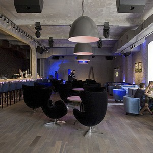 В Месте: Dome — Рестораны на The Village