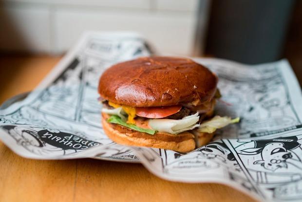 «Бургеры — точно не моя любимая еда» — Индустрия на The Village