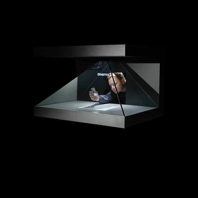 Кто, если не Displair: 5 технологий проекции изображения без экрана — Будущее на The Village