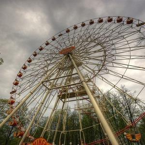 Парк им. Горького лишится старого колеса обозрения — Парк Горького на The Village