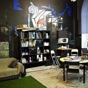 Офис недели (Петербург): PaintPoint — Интерьер недели на Look At Me