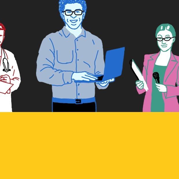 Тест: Как получить работу мечты  — Спецпроекты на The Village