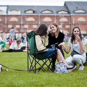 Лето в «Новой Голландии»: Резиденты о своих проектах — Общественные пространства на The Village