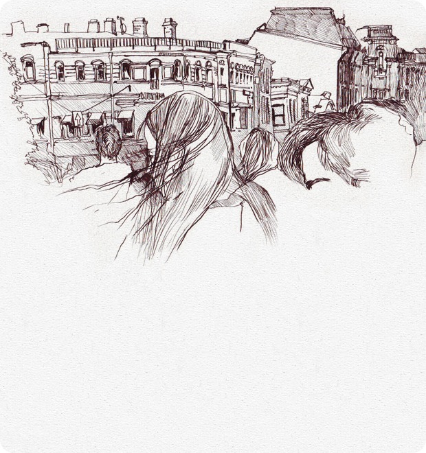 Клуб рисовальщиков: Кузнецкий Мост — Галереи на The Village