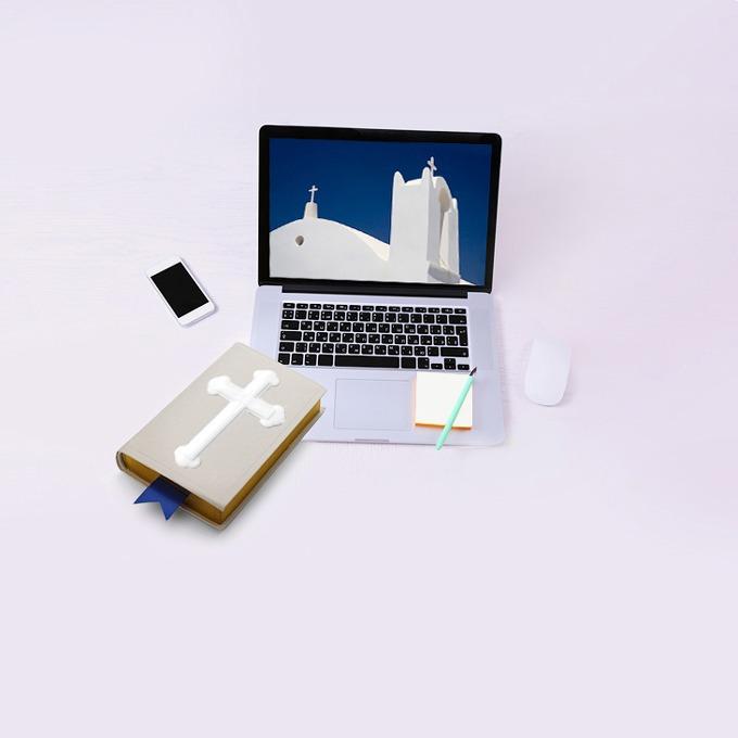 Святой пиксель: Как мировые религии осваивают интернет — Как это работает на The Village