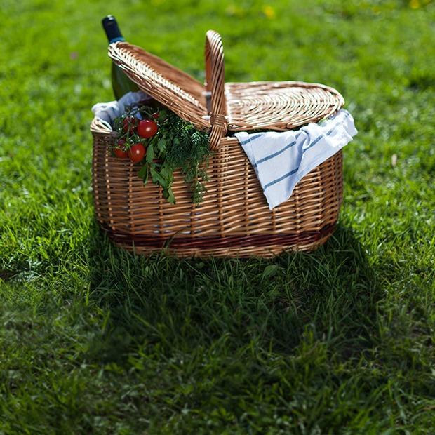 6 корзин для пикника в петербургских ресторанах — Еда на Look At Me