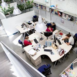 Офис недели (Москва): Р.И.М. Porter Novelli
