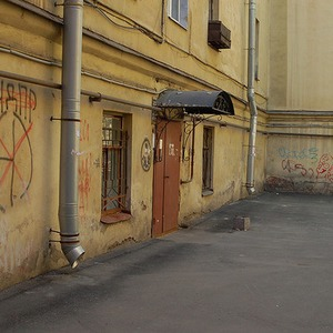 Московские подъезды и дворы облагородят — Ситуация на The Village