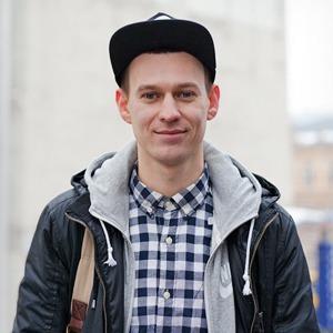 Внешний вид: Дмитрий Авдеев, продюсер TVBOY Production — Внешний вид на The Village