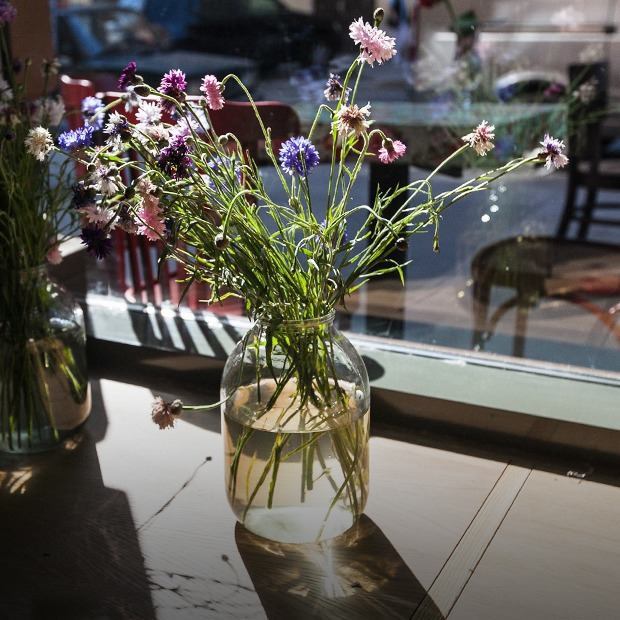 Кафе «Дети райка» на Рубинштейна — Новое место на The Village
