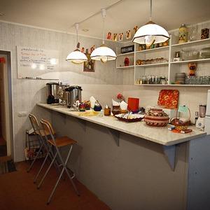 Новое место: кафетерий–игротека «В–Месте» (Петербург) — Санкт-Петербург на The Village